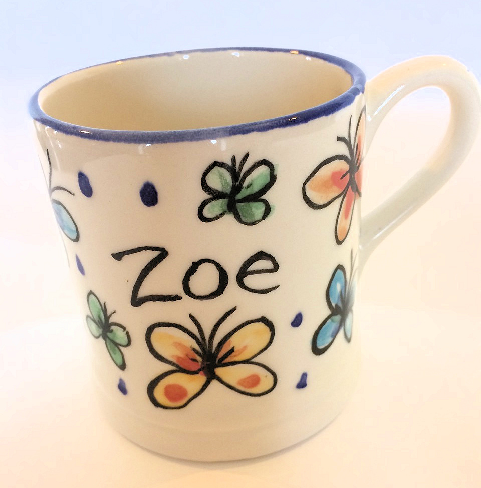 hand painted mugs kate glanville hand painted tiles