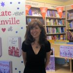 Kate Book signing