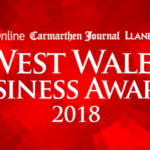 Kate Glanville Nominated for the 2018 West Wales Business Awards