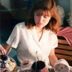 In the studio 1997