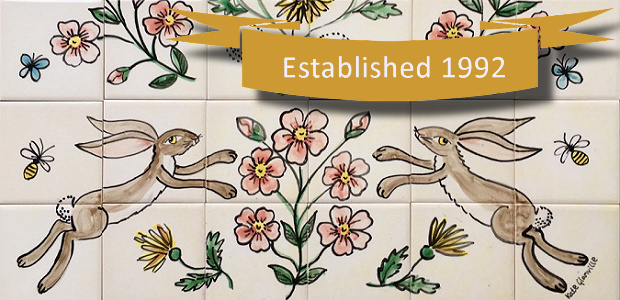 Kate Glanville Tile murals est 1992