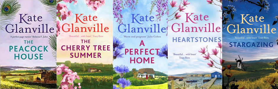 Books published by Kate Glanville